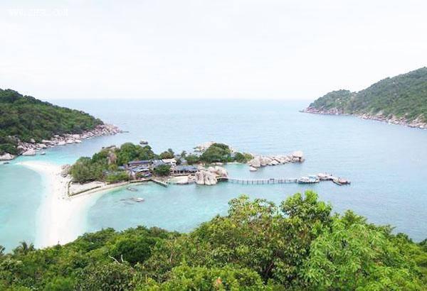 苏梅岛6天自由行:泰国苏梅龟岛