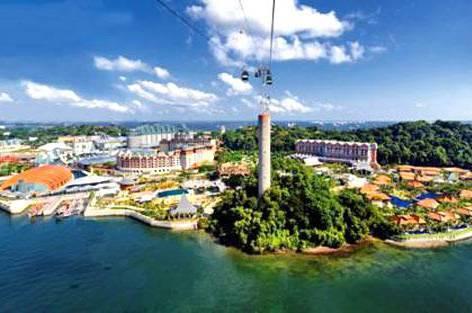 新加坡+巴淡岛五天游景点_新加坡名胜世界