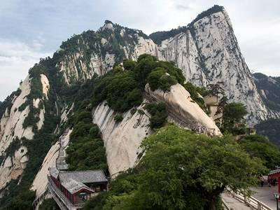 西安旅游景点_西岳华山