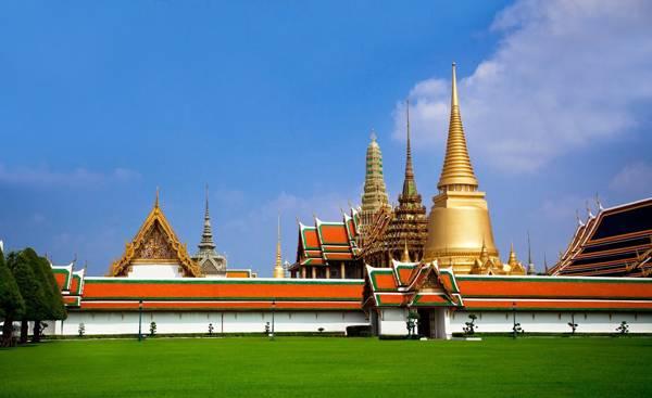 新马泰十日游:泰国大皇宫