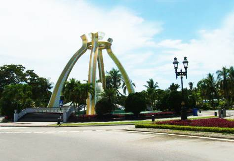 沙巴、文莱两国5天游:文莱水晶公园