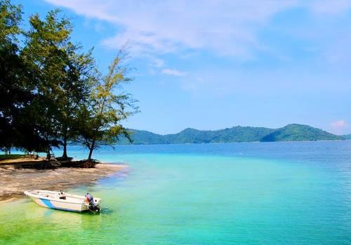 沙巴五天游_马来西亚马幕迪岛
