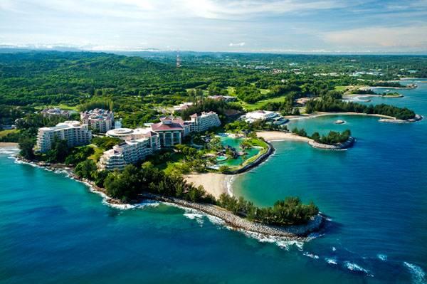 文莱五天游:文莱帝国酒店