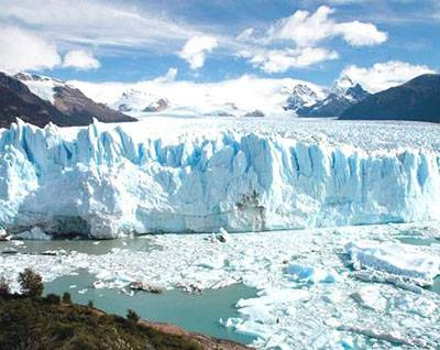 阿根廷大冰川