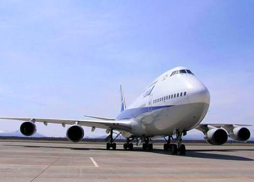 塞班岛6天游回程:飞机