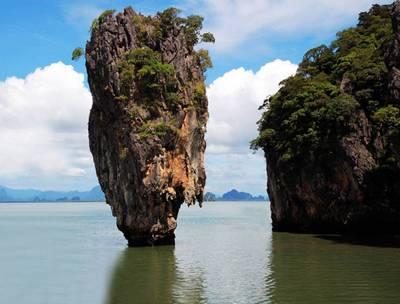 普吉島六天游景點:泰國普吉島攀牙灣