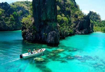 菲律宾科隆岛出海