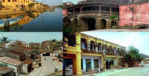 越南岘港4天游:越南岘港-会安古镇