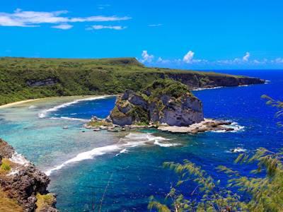 塞班岛6天游景点_鸟岛
