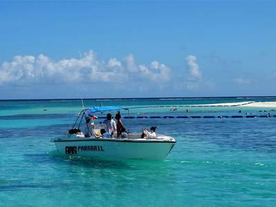 塞班岛6天游:塞班岛出海观光