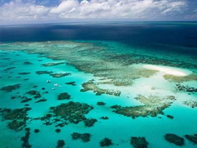 澳大利亚绿岛大堡礁
