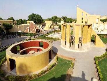 印度金三角五天景点:印度天文台