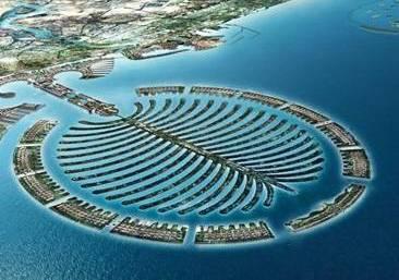 迪拜6天3晚景点_阿联酋迪拜-棕榈岛