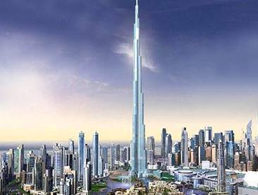 迪拜6天3晚景点_阿联酋迪拜-迪拜塔