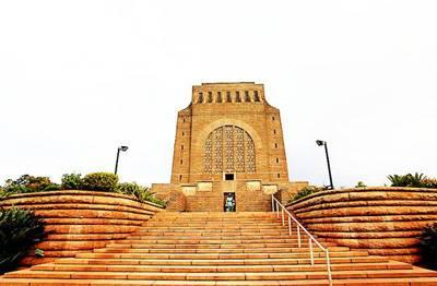 南非8天景点:南非比勒陀利亚-先民纪念馆