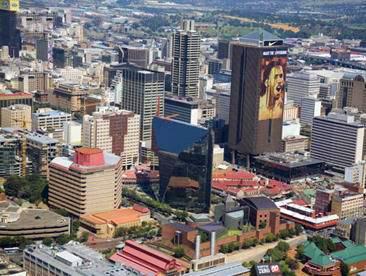 南非8天:约翰内斯堡