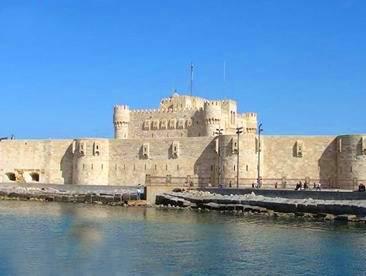 埃及10天游景点_埃及亚历山大灯塔遗址