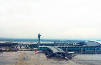 肯尼亚八天游:广州白云国际机场