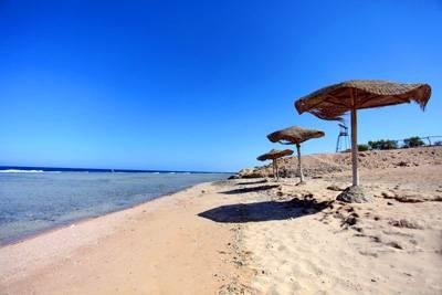埃及10天游_埃及红海洪加达海滩