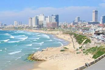 以色列约旦 10天游:以色列特拉维夫