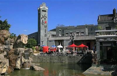 广深珠三日游:岭南印象园