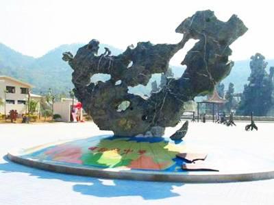 深珠联游二日景点:石博园