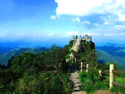 莽山国家森林公园天台山景区