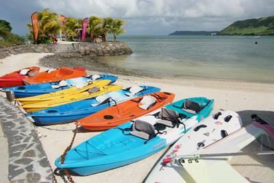 毛里求斯拉古娜酒店8天游_毛里求斯拉古娜酒店-水上活动