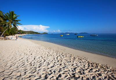 Mana度假村沙滩