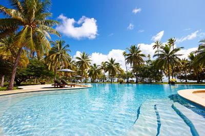 斐济洛玛尼度假村-泳池
