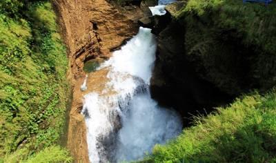 印度尼泊尔旅游景区_尼泊尔大卫瀑布