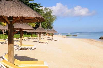 毛里求斯长滩度假村-沙滩