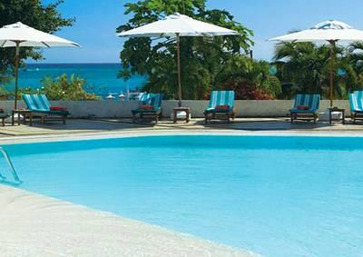 毛里求斯卡素瑞娜度假村_毛里求斯卡素瑞娜度假村-泳池