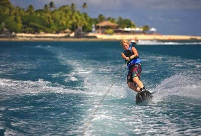 斐济玛洛洛岛度假村-水上活动