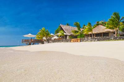 斐济玛洛洛岛度假村-海滩漫步
