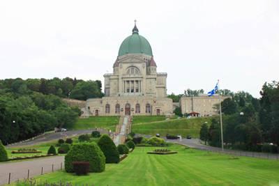 加拿大9天品质游景点_加拿大圣约瑟大教堂
