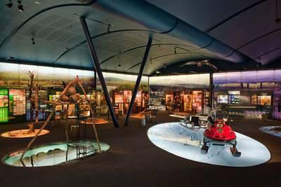 北欧三国11天之旅景点_芬兰萨米博物馆