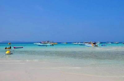 泰国6天游_金沙岛