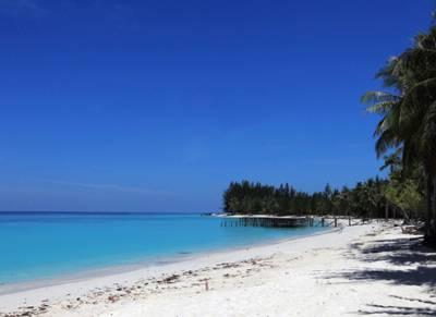 沙巴六天游_马来西亚美人鱼岛海滩