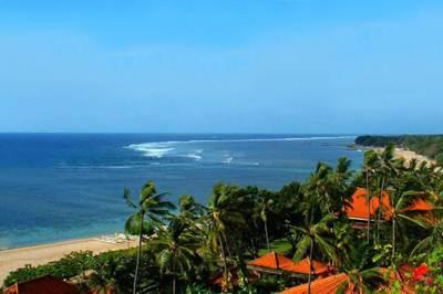 印尼巴厘岛-库塔海滩
