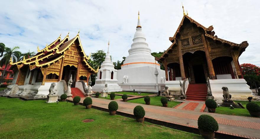 泰国清迈5天4晚天5晚自由行(清迈假日花园度假酒店或同级),广州直飞(CZSJ9C)