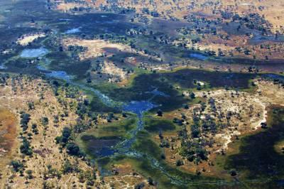 非洲四国14天游_博茨瓦纳-奥卡万戈三角洲