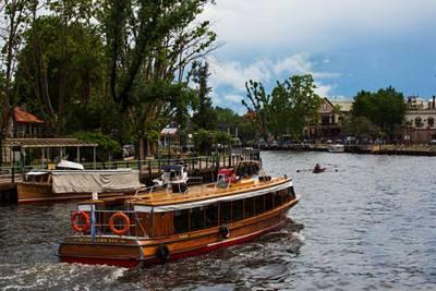 美洲旅游景点_阿根廷布宜诺斯艾利斯老虎洲