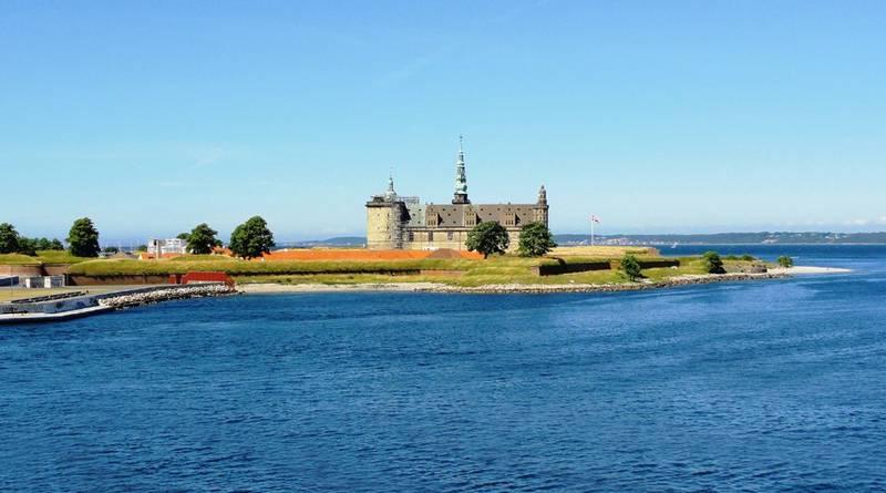 北欧4国游景点_丹麦哈姆雷特城堡