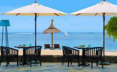 毛里求斯威斯汀度假村-沙滩