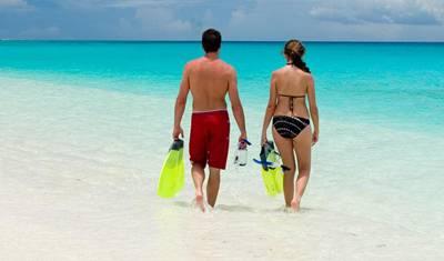 斐济植物岛度假村-潜水