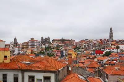 欧洲2国游_欧洲旅游景点:葡萄牙波尔图老城
