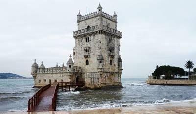 欧洲2国游_欧洲旅游景点:葡萄牙里斯本-贝伦塔