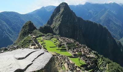 美洲旅游景点_秘鲁马丘比丘(MACHU PICCHU)