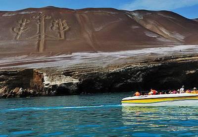 南美四国游_秘鲁利马鸟岛-世纪烛台奇观